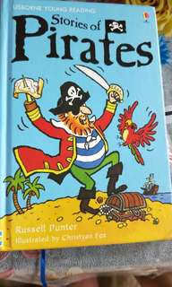Usborne Young Reading-Stories of Pirates