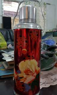 Vintage hot water flasks for sale