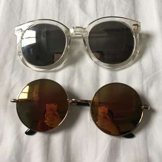 Ulzzang Sunglasses
