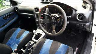Sparco steering wheel  ori