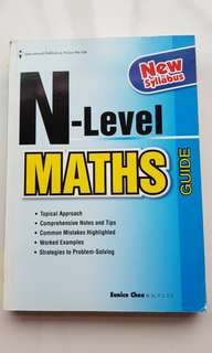 N-level MATHS guide