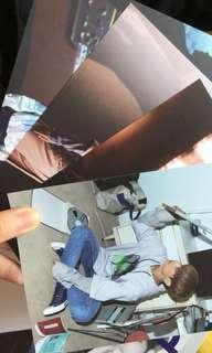 Seventeen Director's Cut Jun postcard