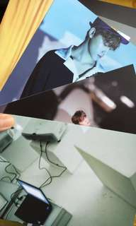Seventeen Director's Cut Dino postcard