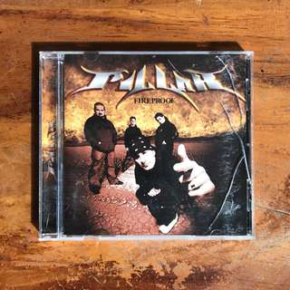 Pillar - Fireproof (2002) CD Album