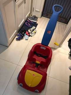 [Clearance Sale] Step2 Kid's Toy Buggy/Car