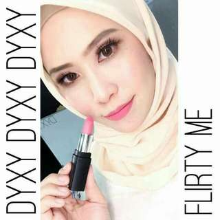 DYXY Lipstick 3 Type of Colour (Loose Price)