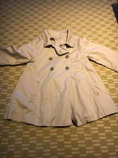 Chateau de Sable Trenchcoat for 6Y old