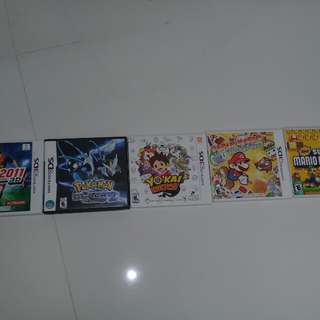 GAMES FOR 3DS!!!!!!