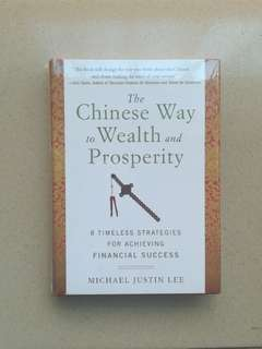 NEW! The Chinese Way to Wealth and Prosperity