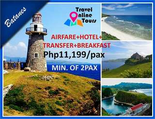 Batanes all in tour package