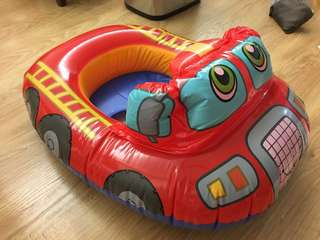 Car baby swimming float