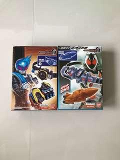 Kamen Rider fourze meteor