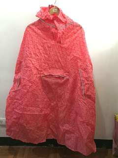 Foldable Raincoat Poncho