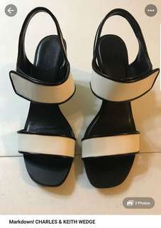 Super Cute Charles & Keith Wedge