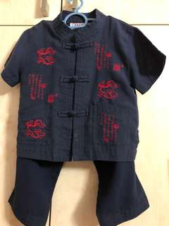 Boys Chinese costume