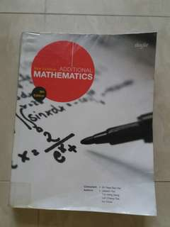 Additional Mathematics Textbook
