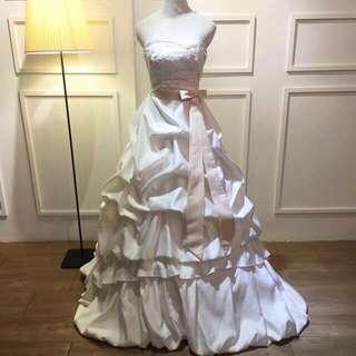 Wedding Gown-white