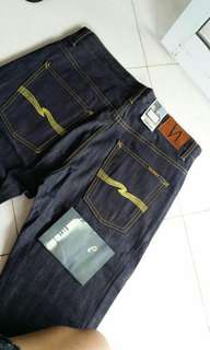 Nudie jeans selvedge