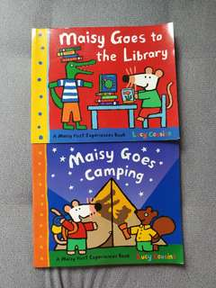 Preloved Maisy Books