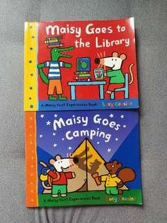 Preloved Maisy Books