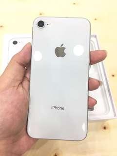 IPHONE8 64g 銀白色 white