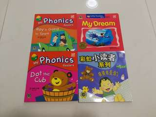 Phonics Books