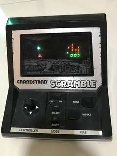 Grandstand Scramble arcade retro game not handheld. Old. antique