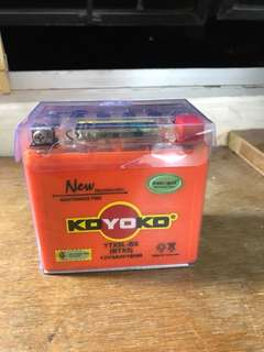 Bateri moto