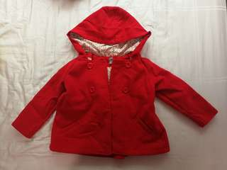 Preloved Coat