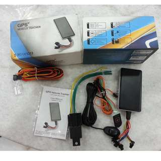 GPS Tracker with Spy Listening siap pasang for HILUX / VELLFIRE