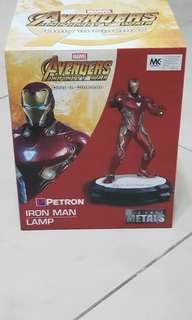 """Ironman """"Avengers Infinity Wars"""" Die-cast Metals"""