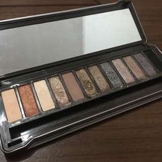 BYS Nude 2 Palette