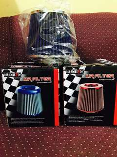 AIR FILTER WITH AIRINTAKE PIPE (set)