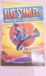 Flat Stanley's worldwide adventures 3