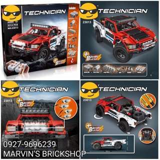 Latest TECHNIC Baja Trophy Truck LEPIN 23013
