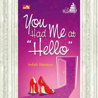ebook - You had me at hello