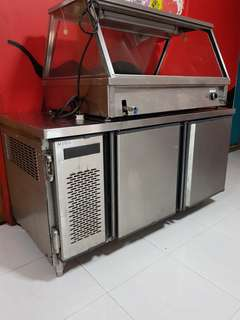 2door Counter Chiller