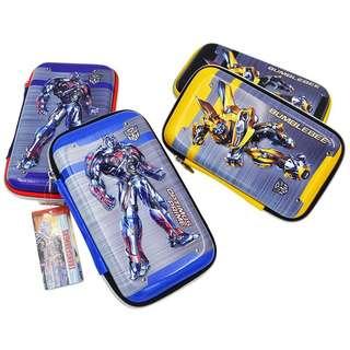 Transformer 3D Pencil Case