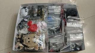 Bandai Model Kit Gunpla Gundam Spare Parts