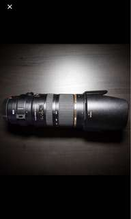 Final OFFER! Canon Mount SP 70-200mm Tamron F2.8VC USD L lenses