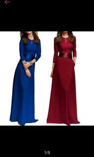 Sexylife Women Girl Bridesmaid Ball Prom Gown Maxi Dress Formal Evening