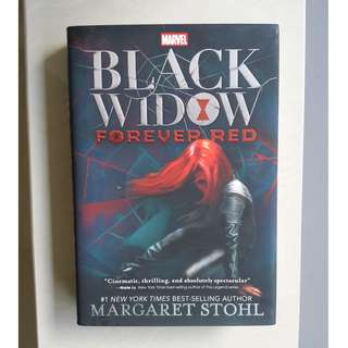 Black Widow: Forever Red by Margaret Stohl