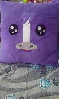 Animal cushion.