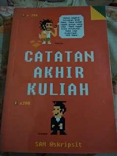 Catatan Akhir Kuliah Sam Skripsit