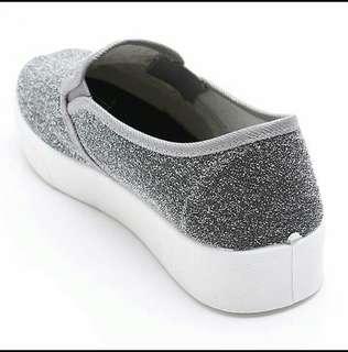 Flazz Sale !!!!! Sepatu Wanita Dr kevin Silver Ori Uk 39
