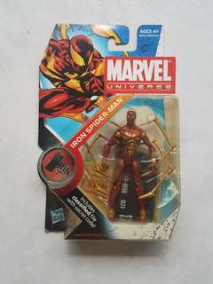 Marvel Univers Iron Spider-Man Comic Version Avengers Infinity War New and Sealed