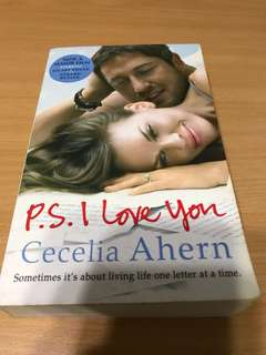 P.S. I love you (book)