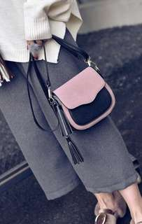 PREORDER VINTAGE CROSS SHOULDER BAG
