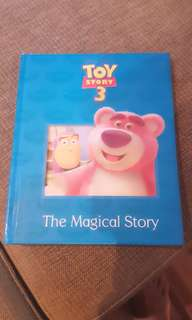Toy story 3 the magical story