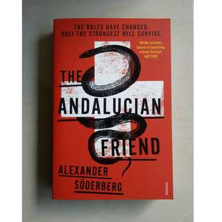 The Andalucian Friend (Brinkmann Trilogy) by Alexander Söderberg